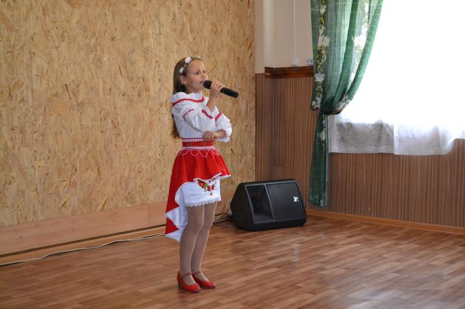 Концерт к Международному дню пожилых людей
