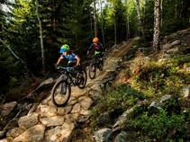Trailpark Klínovec