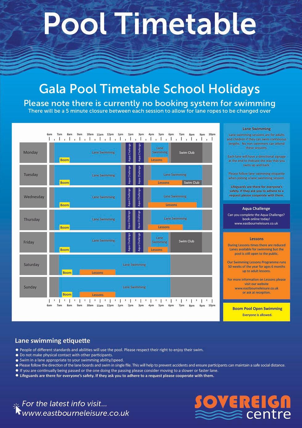 Gala Pool timetable Poster Post Covid School Holidays.jpg
