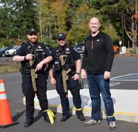 Armed Intruder Drill At Lincoln City Hospital