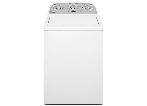 Whirlpool Cabrio Top Load Washer with EcoBoost Option
