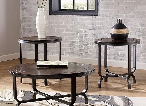 Ferlin 3 Piece Table Set