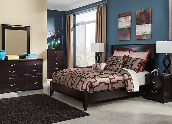 Zanbury 5 Piece Bedroom Set