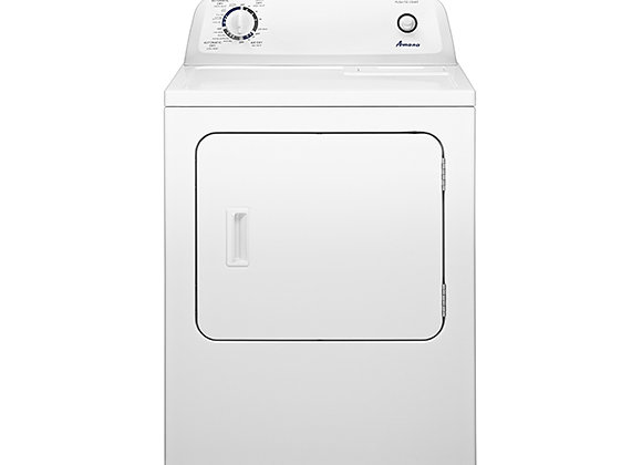 Amana Electric Dryer with Automatic Dryness Control