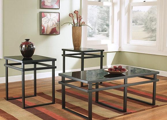 Laney 3 Piece Table Set