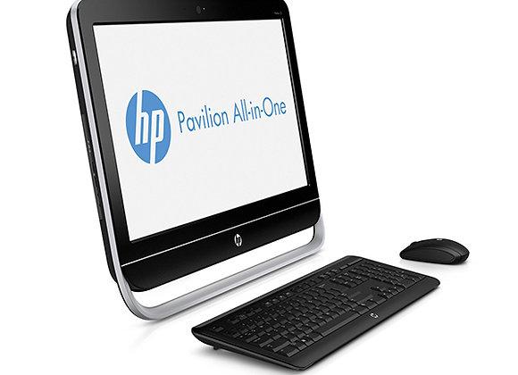 "HP Pavilion 110-017cb 23"" Desktop Computer, 4GB Memory, 1TB Hard Dr"