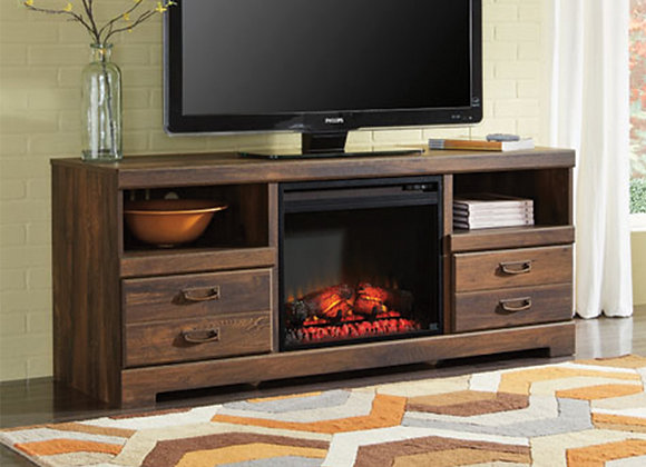 Quinden Electronic Fireplace