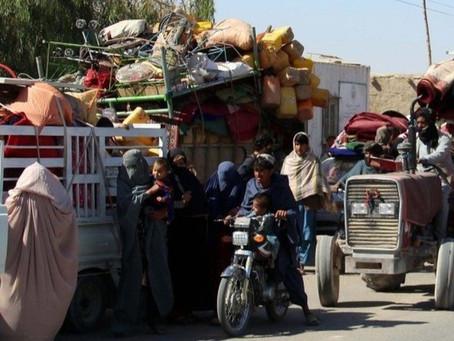 Afghanistan - Again the heart bones break (1)