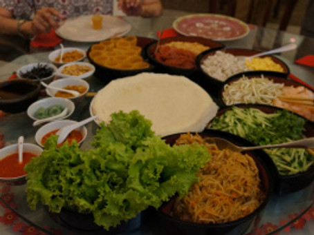 A popiah recipe for a truly Singapore New Year Re-Union Dinner