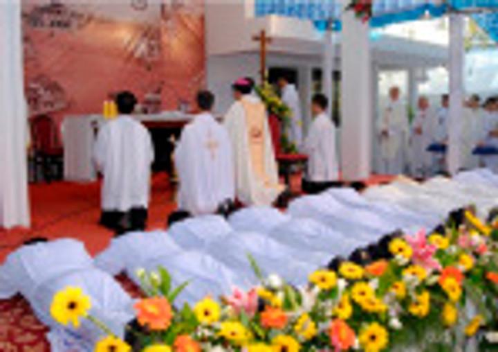 Jesuit ordination