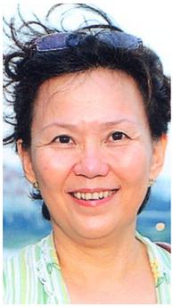 Award-winning Asian Writer Audrey Chin