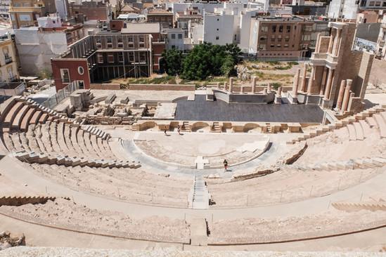 Roman Amphitheatre in Cartagena