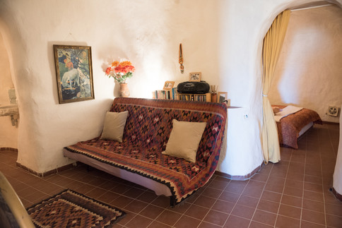 The Moroccan room