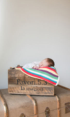 Beautiful newborn baby photography in Bristol by Morag MacDonald