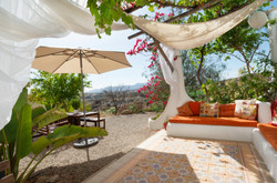 Holiday in a Spanish cave house