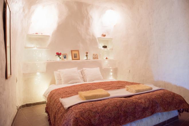 Casa Isadora, cave room