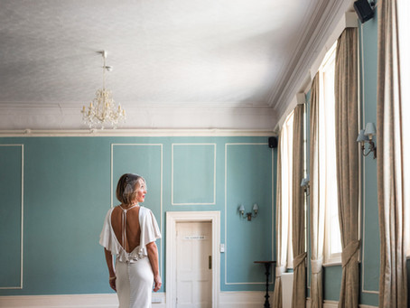 Wedding photography at the Electric Palace Cinema in Bridport, Dorset.
