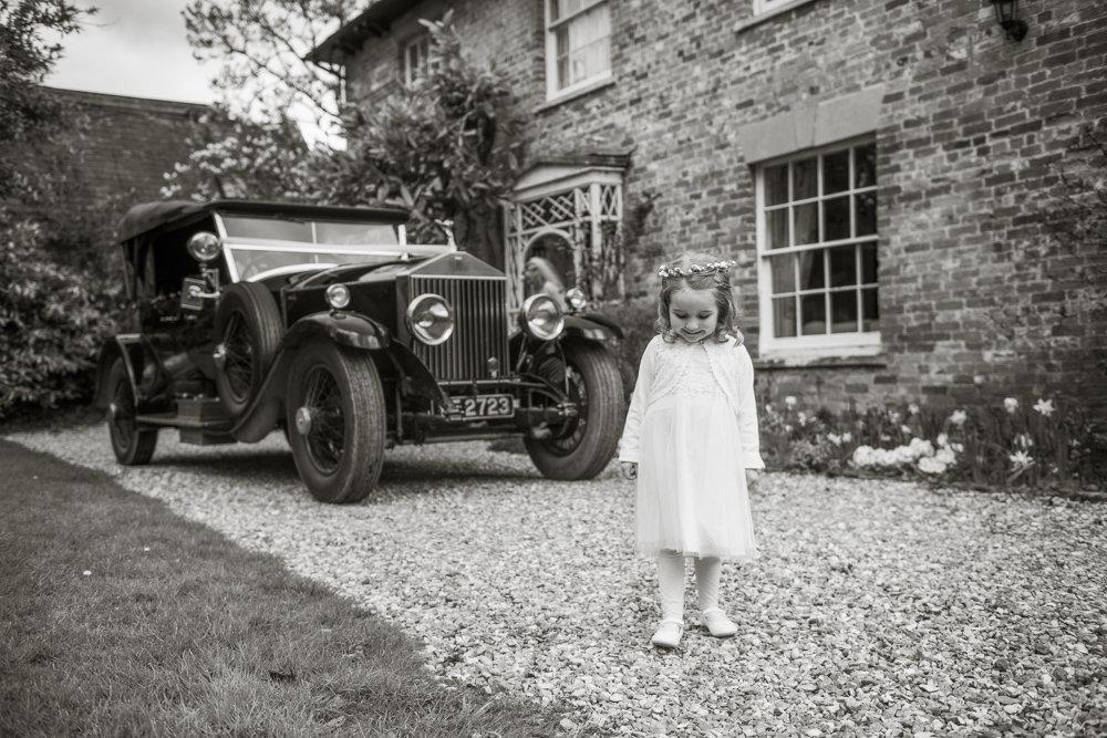 Wedding at the Garden House, Orchardleigh House near Bath