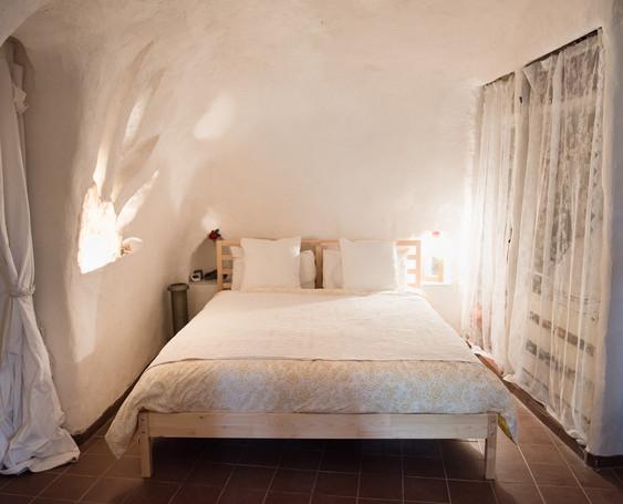 Casa Isadora, white bedroom