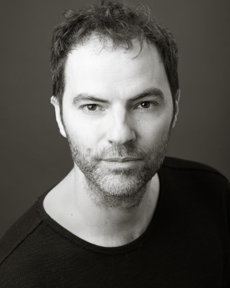 Headshot of Bristol based performer