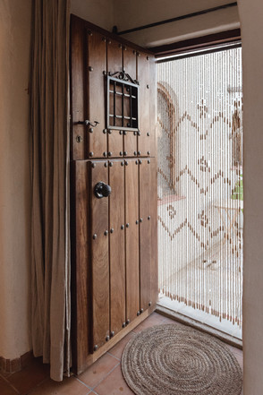 Door to Casa Isadora