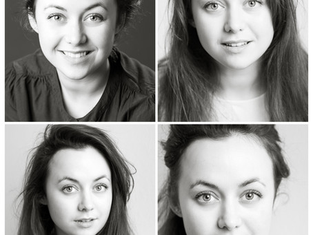Actor's headshot photography in Bristol