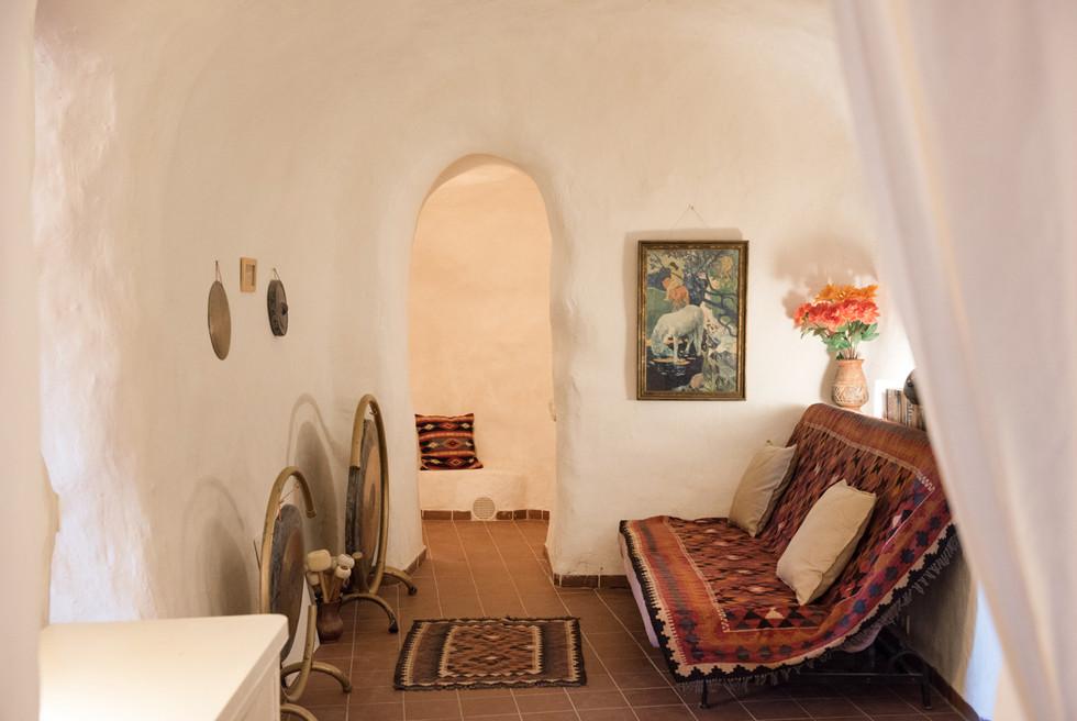 Casa Isadora cave house rental