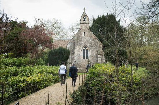 Wedding photography St Mary's Church, Orchardleigh Estate