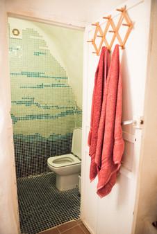 Shower room Casa Isadora