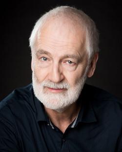 James Long, author's headshot