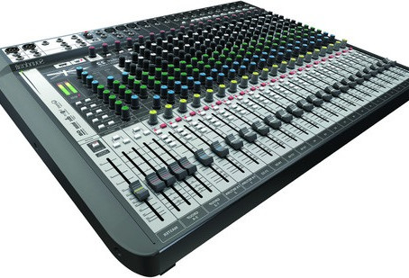 Soundcraft Signature 22 MTK review