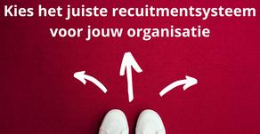 Kies de juiste ATS (recruitmentsysteem) voor jouw organisatie