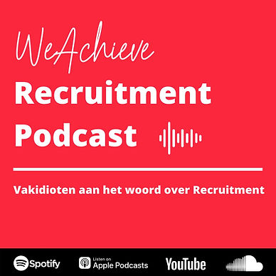 WeAchieve Recruitment podcast