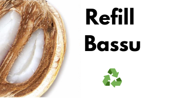 Refill Bassu Conditioner 8oz