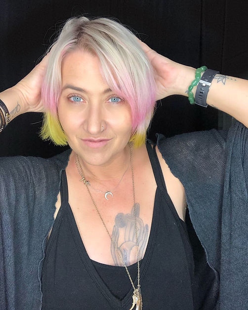 Susan Henderson Hair Artist