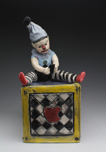 Modern Jack in the Box