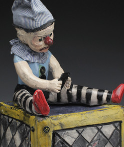Modern Jack in the Box (Detail)