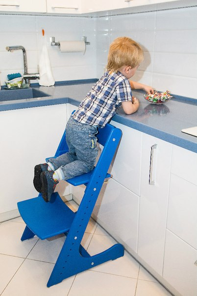 Растущий стул конек, аналог котокота, kid fix, kotokota, trip trap