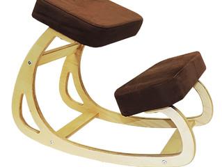 Коленный балансируемый стул Конек Горбунок для динамической посадки