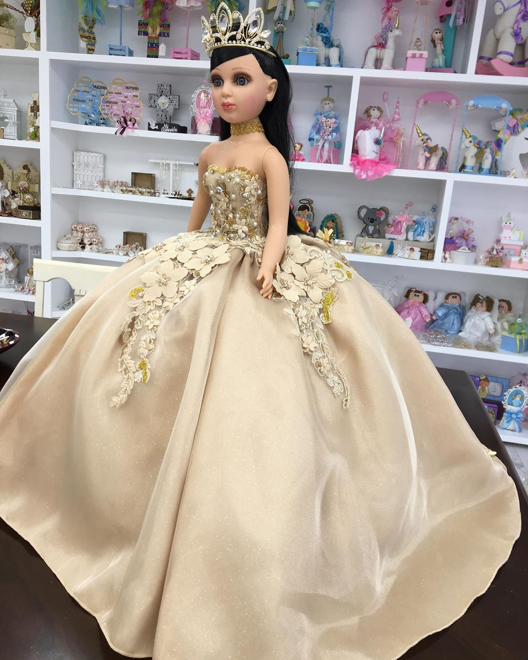 QUINCE DOLL - RAGAZZA DRESS