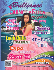 BE THE COVER GIRL