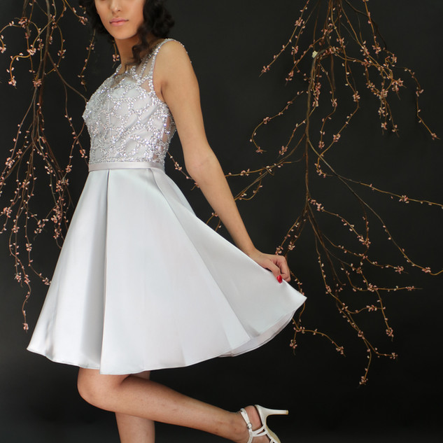 Brilliance Dama Dresses