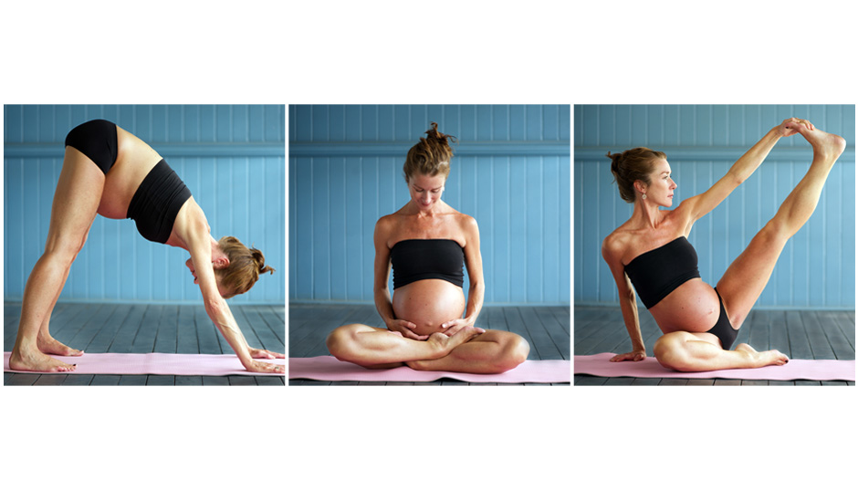 Julie, 9 months pregnant