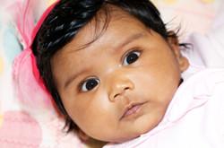 Aadya, 2 months old