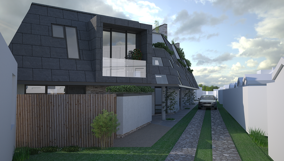 Residential development in Harrow, West London, Luk Architects and Interior Designers