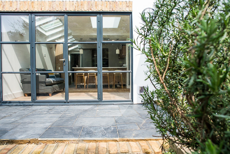 House Extension in Hanwell, West London, Luk Architects and Interior Designers