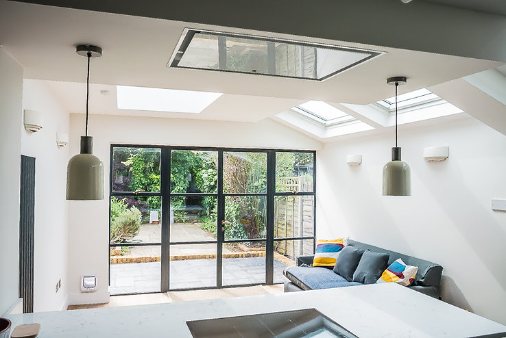 House Extension in Ealing, West London, Luk Architects and Interior Designers
