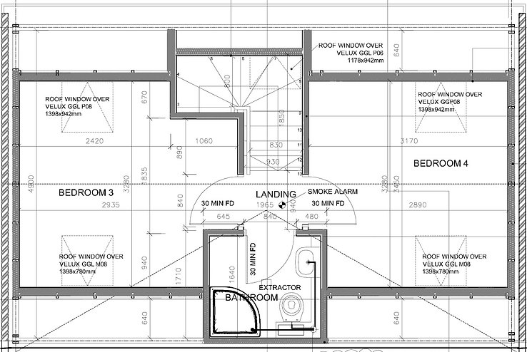 Loft Conversion in Uxbridge, Lukas Architects