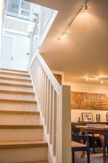 Basement in Ealing, Lukas Architects