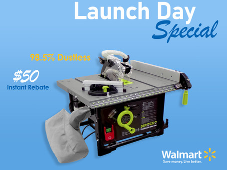 Launch Day Special